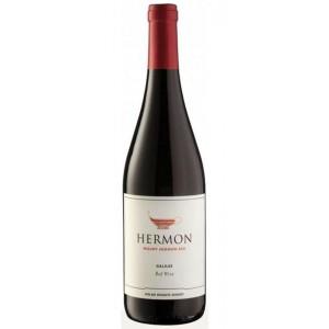 Вино Израиля Yarden Mount Hermon Red 2011, Кр, Сух, 0.75 л [7290005966088]