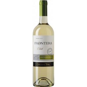 Вино Чили Frontera Sauvignon Blanc / Фронтера Совиньон Блан, Бел, Сух, 0.75 л [7804320556000]