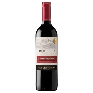 Вино Чили Frontera Cabernet Sauvignon / Фронтера Каберне Совиньон, Кр, П/Сух, 0.75 л [7804320559001]
