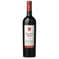 Вино Чили Baron Philippe de Rothschild Escudo Rojo Carmenere, 13.5%, Кр, Сух, 0.75 л [7804462001031]