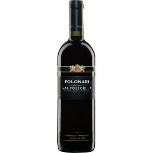 Вино Италии Folonari Valpolicella / Фолонари Вальполичелла, Кр., Сух., 0.75 л [8000140630374]
