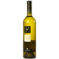Вино Италии Ca 'Bianca Gavi / Ка'Бьянка, Гави, Бел, Сух, 0.75 л [8000160602917]