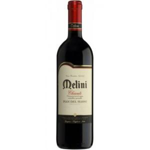 Вино Италии Melini Chianti Pian del Masso / Мелини Кьянти Пиан дел Массо, Кр, Сух, 0.75 л [8000160620973]