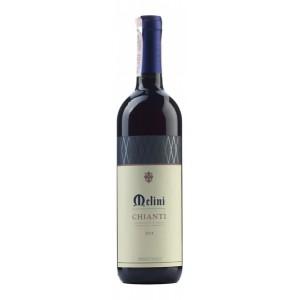 Вино Италии Melini Chianti Marca Blu / Мелини Кьянти Марка Блу, Кр, Сух, 0.75 л [8000160624100]