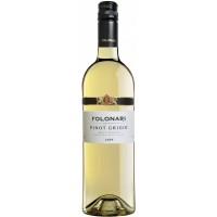 Вино Италии Folonari Pinot Grigio delle Venezie, Бел, Сух, 0.75 л 12% [8000160632693]