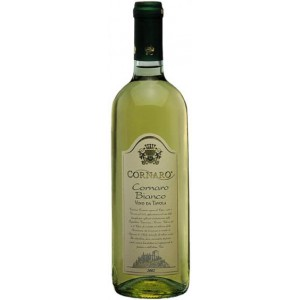 Вино Италии Cornaro Bianco / Корнаро Бьянко, Бел, Сух, 10.5%, 0.75 л [8000555000328]