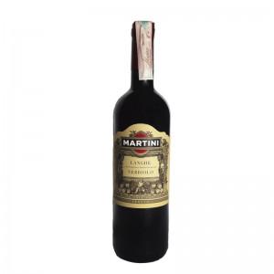Вино Италии Martini Langhe Nebbiolo / Мартини Ланге Неббиоло, Кр, Сух, 0.75 л [8000570085102]