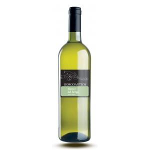 Вино Италии Salvalai Borgoantico Bianco del Borgo / Сальвалаи Боргоантико Бьянко дель Борго, Бел, П/Сл, 0.75 л [8000834352346]