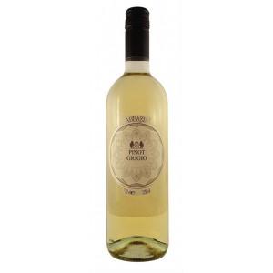 Вино Италии Abbazia Pinot Grigio / Аббация Пино Гриджио Бел, Сух, 0.75 л [8001592003143]