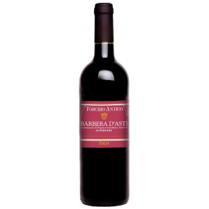 Вино Италии Antica Cantina Boido Barbera d'Asti Superiore / Антико Кантина Бойдо Барбера д'Асти Супериоре, Кр, Сух, 0.75 л [8003822004920]