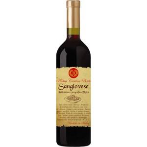 Вино Италии Antica Cantina Boido Sangiovese Rubicone / Антика Кантина Бойдо Санджовезе Рубикон, Кр, Сух, 0.75 л [8003822008409]