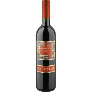 Вино Италии Salvalai Valpolicella / Сальвалай Вальполичелла, Кр, Сух, 0.75 л [8005276011219]