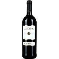 Вино Италии Chianti Sant'Orsola, Кр, Сух, 0.75 л [8005415000715]