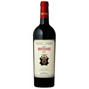 Вино Италии Frescobaldi Castello di Nipozzano Montesodi Chianti Rufina / Фрескобальди Кастелло ди Нипоццано Монтесоди Кьянти Руфина, Кр, Сух, 0.75 л [8007425000297]