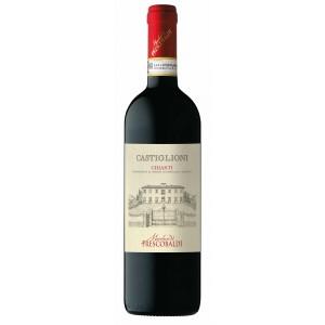 Вино Италии Frescobaldi Castiglioni Chianti, Кр, Сух, 0.75 л [8007425003649]