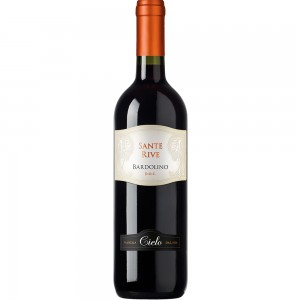 Вино Италии Sante Rive Bardolino / Санте Риве Бардолино, Кр, Сух, 0.75 л [8008900001167]