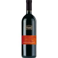Вино Италии Cielo Sicilia Nero d'Avola-Syrah, 13.5%, Кр, Сух, 0.75 л [8008900005738]