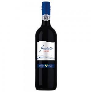 Вино Италии  Freschello Rosso Sweet / Фрескелло Россо Свит, Кр, П/Сл, 0.75 л [8008900007237]