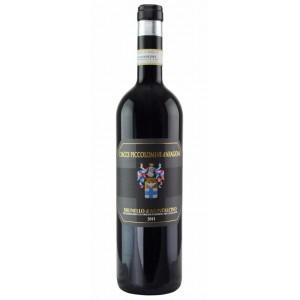 Вино Италии Ciacci Piccolomini Brunello di Montalcino / Чаччи Пикколомини Пианроссо Брунелло ди Монтальчино, Кр, Сух, 0.75 л [8032605841391]
