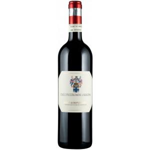 Вино Италии Ciacci Piccolomini Rosso di Montalcino / Чаччи Пикколомини Россо ди Монтальчино, Кр, Сух, 0.75 л [8032605842176]