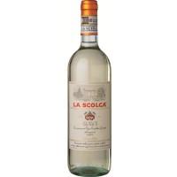 Вино Италии  La Scolca Gavi dei Gavi Comune / Ла Сколька Гави дей Гави Комуне, Бел, Сух, 0.75 л [8032927001244]