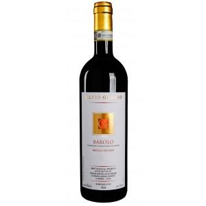 Вино Италии Silvio Grasso Barolo Bricco Luciani / Сильвиа Грассо Бароло Брикко Лучиани, Кр, Сух, 0.75 л [8033286750569]