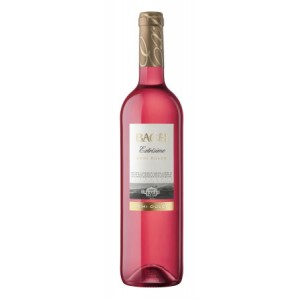 Вино Испании Bach Extrisimo Rosado Semi-Dulce / Бах Экстрисимо Росадо Семи-Дульсе, роз, п/сл, 13.5%, 0.75 л [8410013016554]