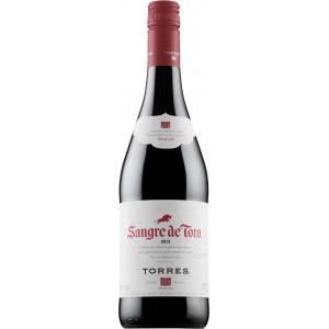 Вино Испании Torres Sangre de Toro / Торрес Сангре ву Торо, Кр., Сух., 0.75 л [8410113003027]
