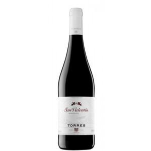 Вино Испании Torres San Valentin / Торрес Сан Валентин, Кр, Сух, 0.75 л [8410113003386]