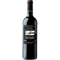 Вино Испании Antano Rioja Tempranillo Joven, 12.5%, Кр, Сух, 0.75 л [8410261141206]
