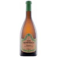 Вино Испании Los Monteros Blanco / Лос Монтерос Бланко, Бел, Сух, 11.5%, 0.75 л [8410388121488]