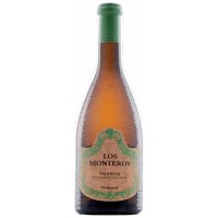Вино Испании Los Monteros Blanco, Бел, Сух, 0.75 л 11.5% [8410388121488]