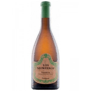 Вино Испании Los Monteros Blanco / Лос Монтерос Бланко, Бел, Сух, 0.75 л [8410388121488]