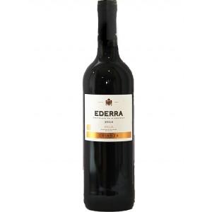 Вино Испании Ederra Crianza / Эдерра Крианса, Кр, Сух, 0.75 л [8411543111825]