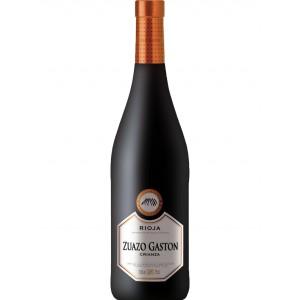 Вино Испании Zuazo Gaston Crianza DOC Rioja / Суазо Гастон Крианса, 13.5%, кр, сух, 0.75 л [8437003247064]