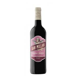 Вино Испании San Millan Roble / Сан Миллан Робле, Кр, Сух, 0.75 л [8437003962479]