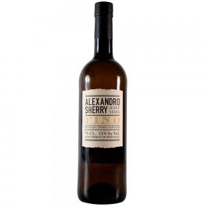 Херес Испании Alexandro Fino / Алехандро Фино, 15%, бел, сух, 0.75 л [8437012433281]