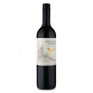 Вино Аргентины Altos del Condor Malbec / Мальбек, красное, полусухое, 13%, 0.75 л [7790240093384]