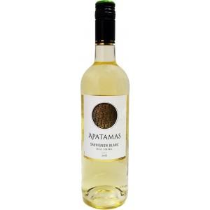 Вино Чили Apatamas, Sauvignon Blanc / Совиньон Блан, белое, сухое, 12,5%, 0,75 л [3263280117753]