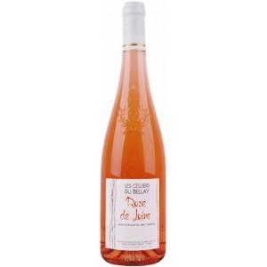 Вино Франции Rose d'Anjou Les Celliers du Bellay / Селье Дю Белей Розе Д'Анжу, розовое, полусладкое, 10.5% 0.75 л [3077051701481]