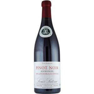 Вино Франции Louis Latour Pinot Noir Bourgogne / Луи Латур, Бургонь Пино Нуар, красное, сухое, 13%, 0.75 л [3566921002976]