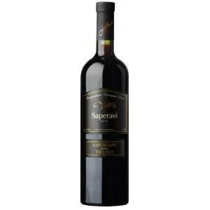 Вино Грузии CGW Tbiliso Саперави, красное, сухое, 12%, 0.75 л [4860099001786]
