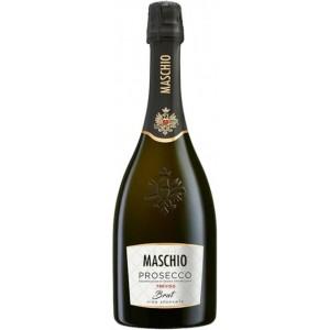 Вино игристое Италии Maschio Prosecco Treviso Brut / Просекко Тревизо, белое, брют, 13.0%, 0.75 л [8002550506607]