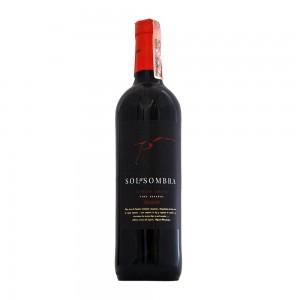 Вино Испании Sol Sombra, Tinto Seco / Сол Сомбра, Тинто, красное, сухое, 10%, 0.75 л [8422795001185]