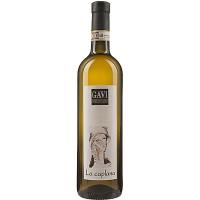 Вино Италии La Caplana Gavi / Гави Ла Каплана, белое, сухое, 12%, 0.75 л [2000820147624]