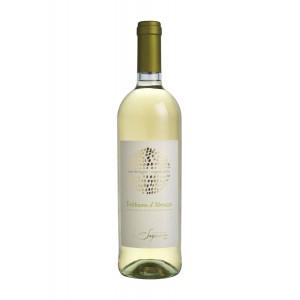 Вино Италии Casa Vinicola Poletti, Trebbiano d'Abruzzo / Треббьяно д'Абруццо, белое, сухое, 11,8%, 0.75 л [8001651336953]