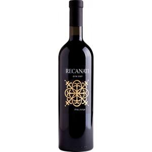 Вино Израиля Recanati Yasmin Mevushal Red / Ясмин Мевушаль, красное, сухое, 13.5%, 0.75 л [86785732046]