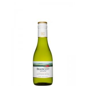 Вино Новой Зеландии Brancott Estate Marlborough Sauvignon Blanc / Мальборо, Совиньон Блан, белое, сухое, 12.5%, 0.187 л [9414024518754]