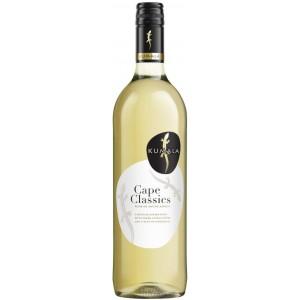 Вино ЮАР Kumala, Cape Classics / Кумала, Кейп Классикс, белое, сухое, 11.5%, 0.75 л [5010186017896]
