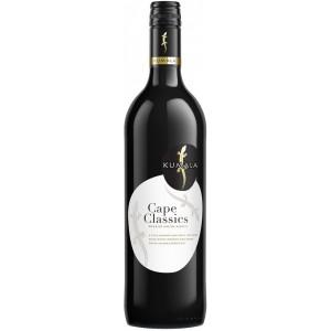 Вино ЮАР Kumala, Cape Classics / Кумала, Кейп Классикс, красное, полусухое, 12%, 0.75 л [5010186017902]